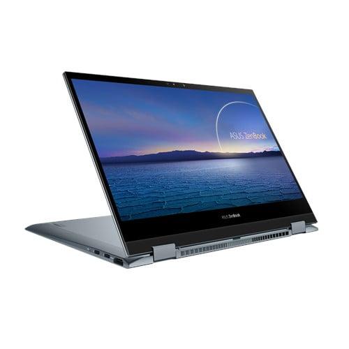 "ASUS ZenBook Flip 13 UX363JA Core i7 10th Gen 13.3"" Full HD Touch Laptop with Windows 10"
