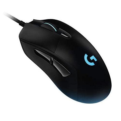 Logitech G403 Hero Lightsync RGB Lighting USB Gaming Mouse