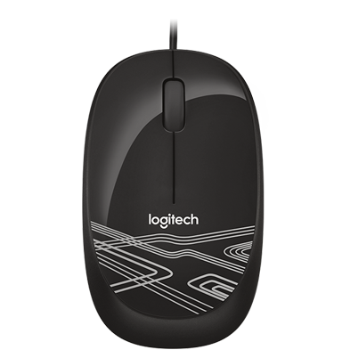 Logitech M105 USB Wired MOUSE