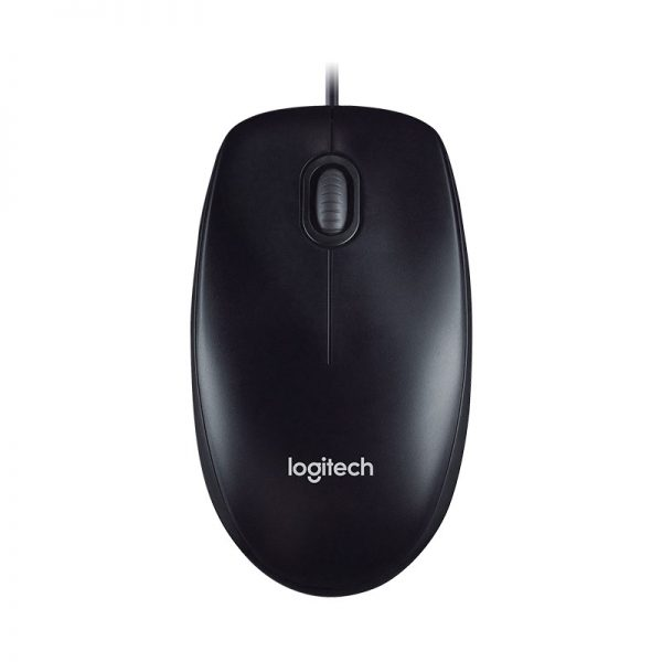 Logitech Wired Usb M100r Mouse