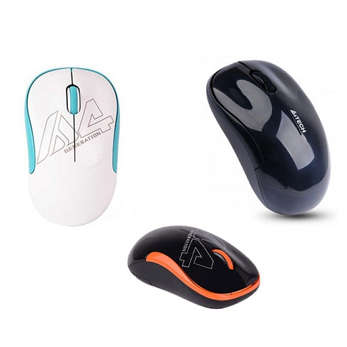 A4tech G3-300N V-Track Wireless Mouse