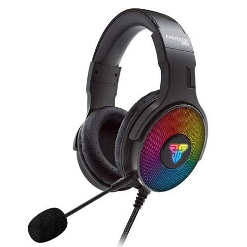 Fantech HG22 Fusion 7.1 USB RGB Gaming Headphone Black