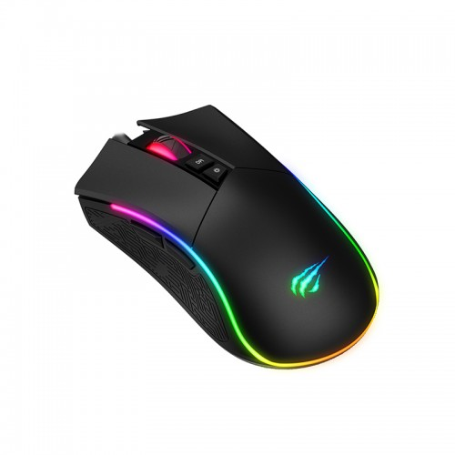 Havit Gamenote HV-MS1001 RGB Backlit Programmable Gaming Mouse