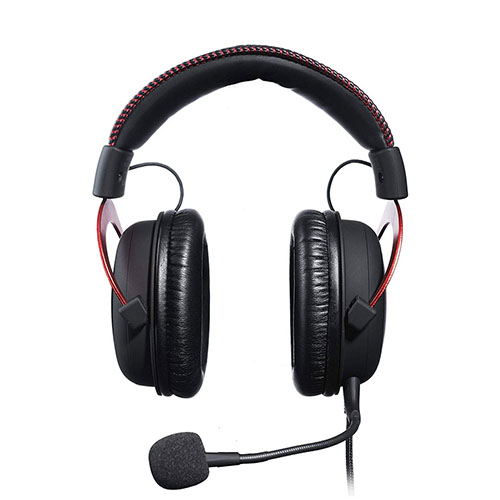 HyperX Cloud II Surround Sound Gaming Headset