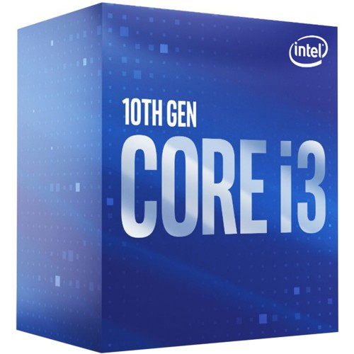 Intel 10th Gen Core i3 10100F Processor