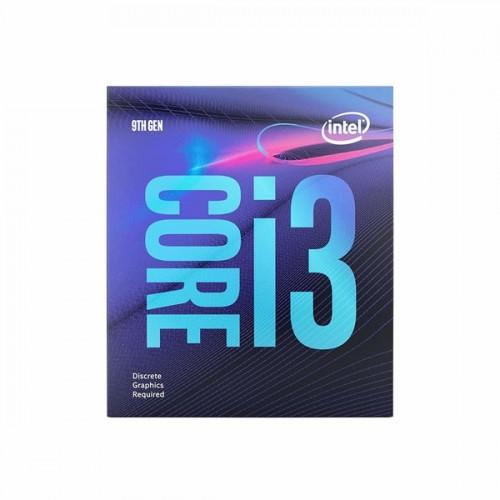 Intel 9th Gen Core i3 9100F Processor