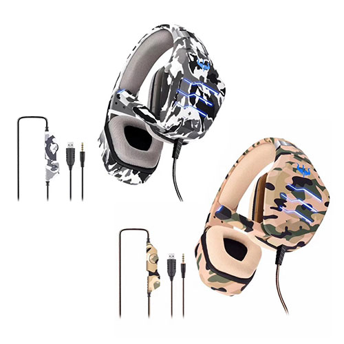 OVLENG Q9 E-sports Stereo Surrounded HiFi Gaming Headphone
